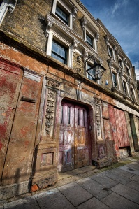 Wilton's Music Hall - Outside