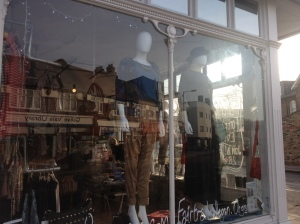 Fashion Conscience store, East Dulwich