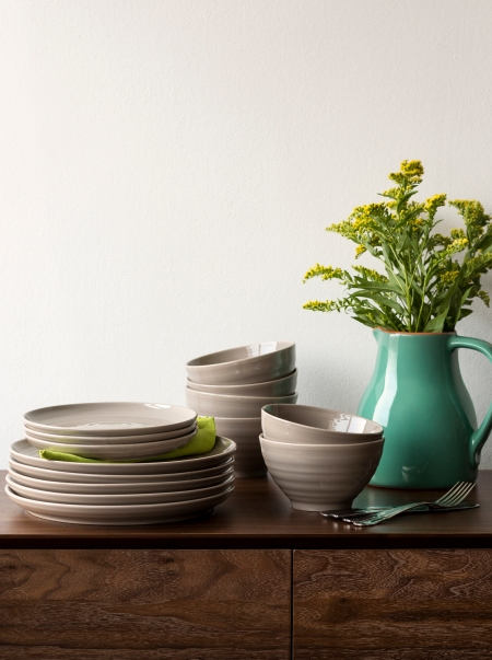 Echo dinnerware, House of Fraser