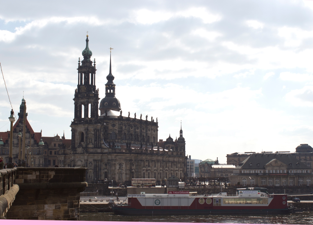 Visit: Dresden