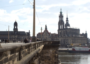 Augustus Bridge, Dresden