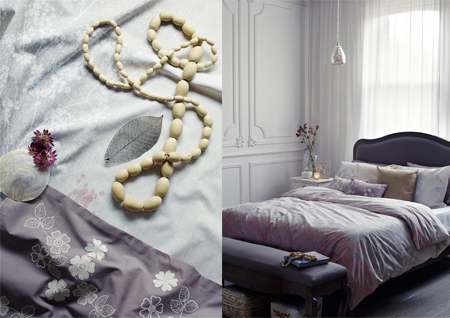 Linea 'Natural Elegance' bedroom, Photography by Jake Curtis, Styling by Hannah Simmons